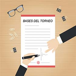 Bases del torneo