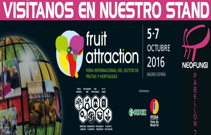 Fruit Attraction´16 Neofungi